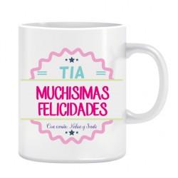 Taza. MUCHISIMAS FELICIDADES