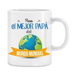 Taza. MUNDO MUNDIAL