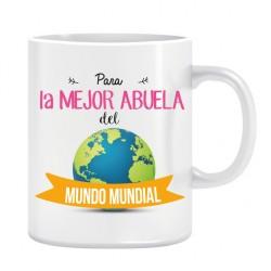 Taza. ABUELA MUNDO MUNDIAL