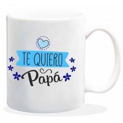 Taza. Te quiero papá