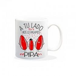 Taza. Pipa