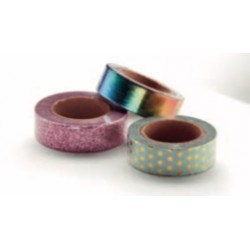 WASHI TAPE MINERAL COOPER Y MAGICAL. PACK 2. MR