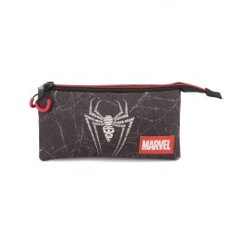 SPIDERMAN ESTUCHE TRIPLE HS WEB