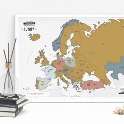 MAPA RASCABLE EUROPA