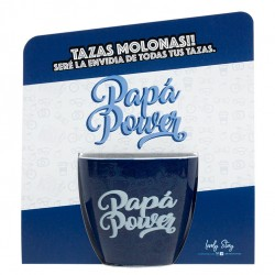 TAZA CAFE. PAPA POWER