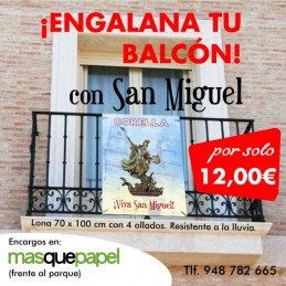 BALCONERA SAN MIGUEL