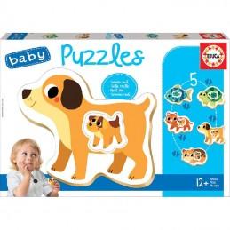 BABY PUZZLE. ANIMALES