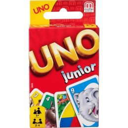 CARTAS UNO JUNIOR