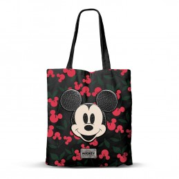MICKEY. BOLSO SHOPPING CHERRY