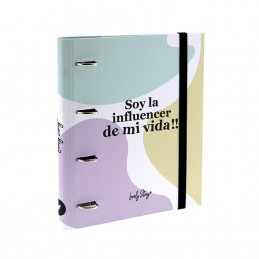 RINGBOOK COMPLETO. MANCHAS